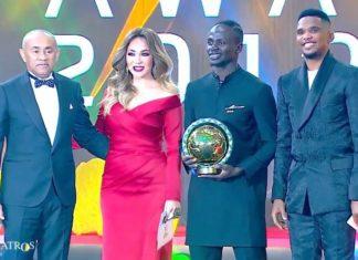 Sadio Mane, meilleur joueur africain 2019.(c)africaradio.com